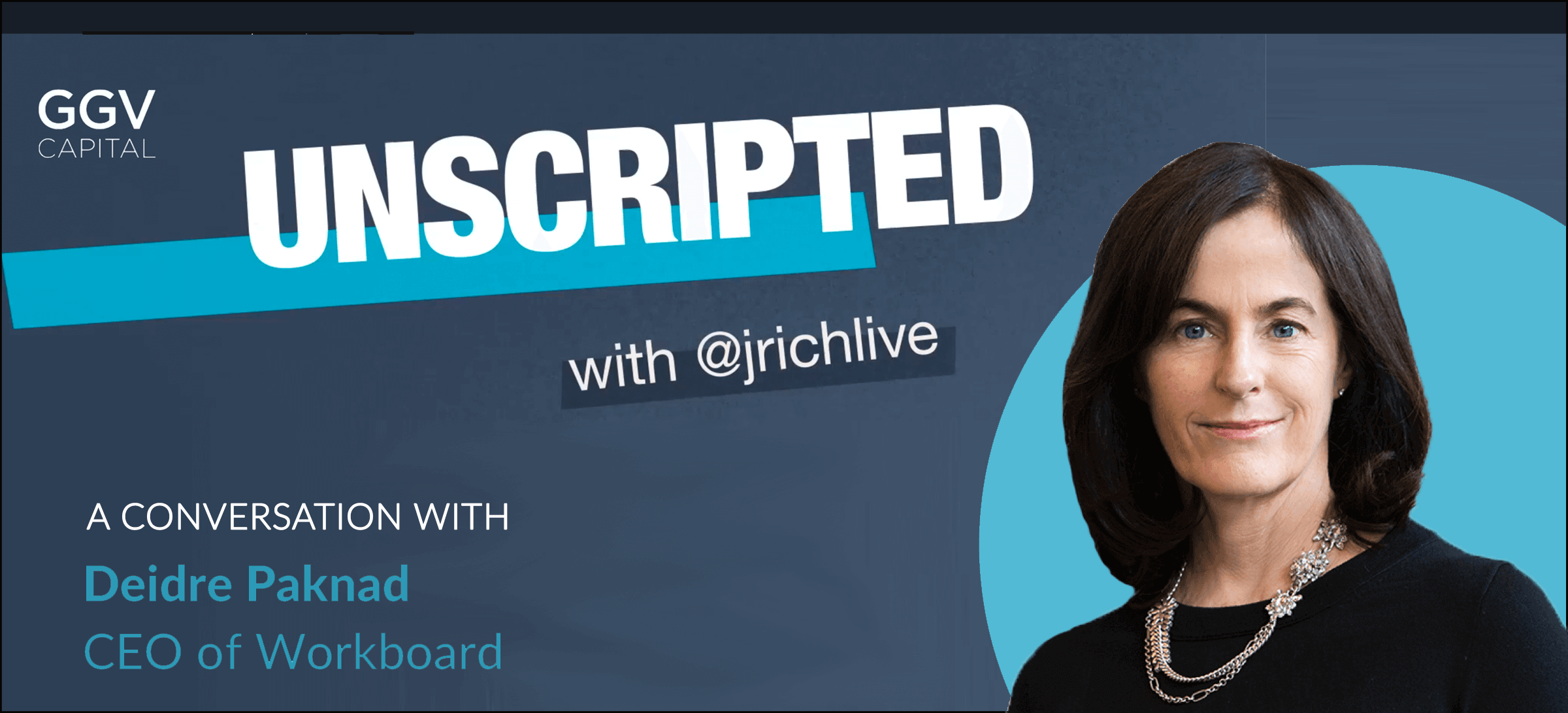 Unscripted with Jeff Richards, GGV Capital