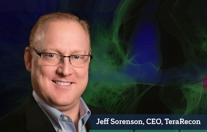 Jeff Sorenson, President and CEO, TeraRecon