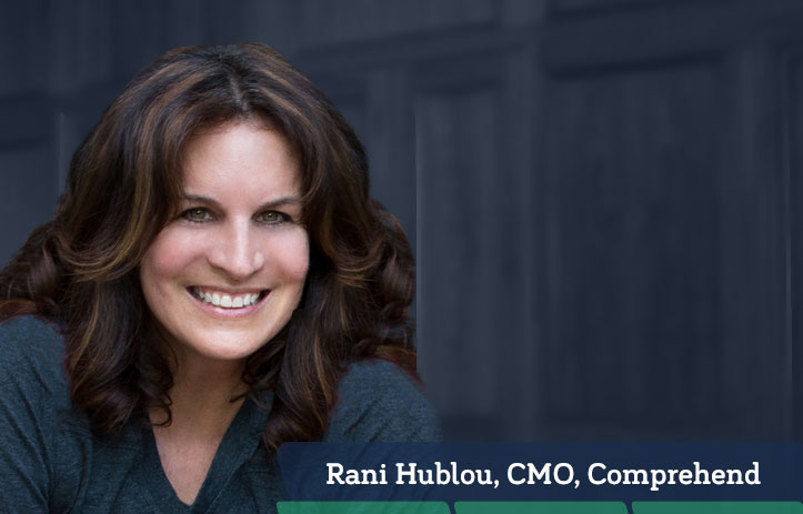 Rani Hublou, CMO, Comprehend