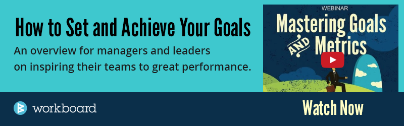 Video: How to Set and Achieve Your Goals