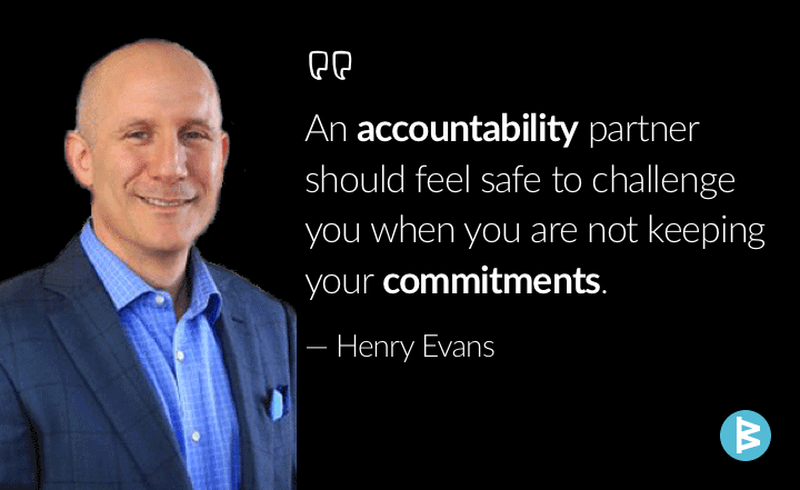Blog post: Use an Accountability Partner For Better Business Results