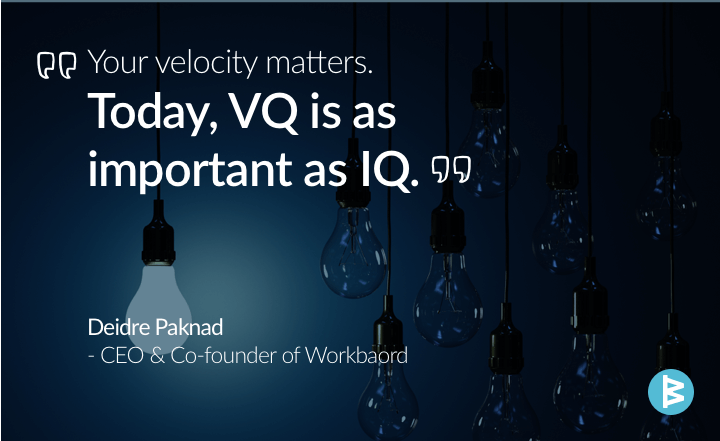 Raise your Velocity Quotient