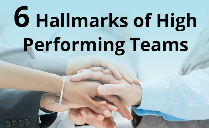 Workboard Slideshow: The 6 Patterns of High Performing Teams