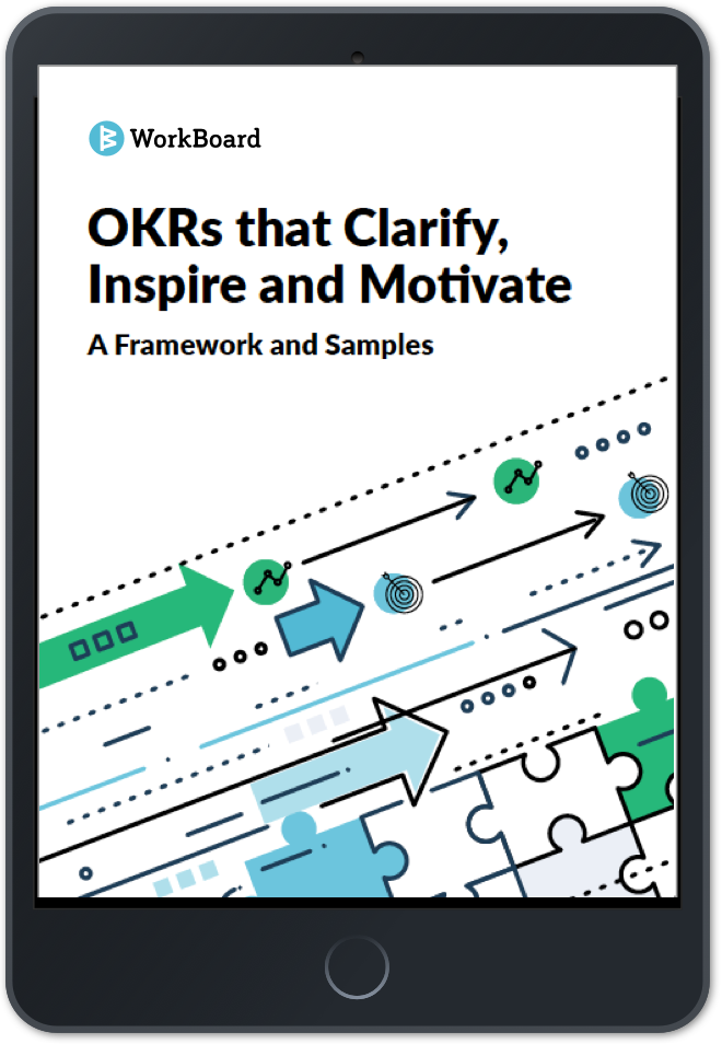Elevate Business Results with OKRs