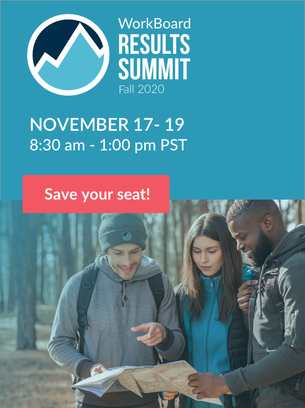 WorkBoard Results Summit - Fall 2020