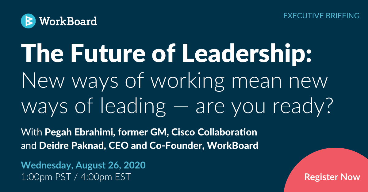 Executive Briefing: The Future of Leadership